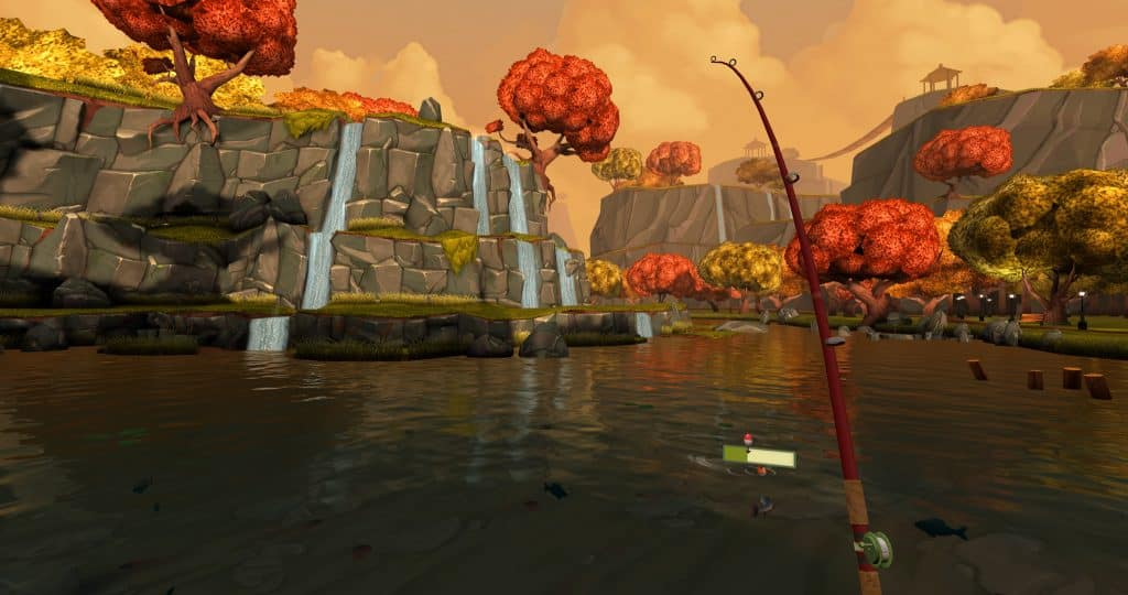 Bait!, a free game.