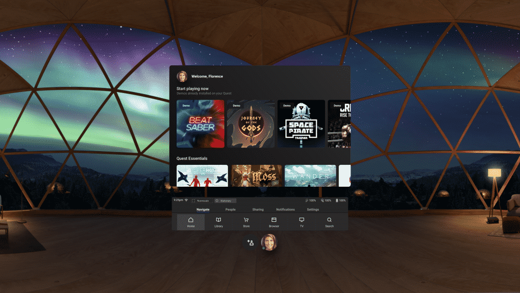 Oculus Quest has Vader Immortal as one of the deals for Black Friday.