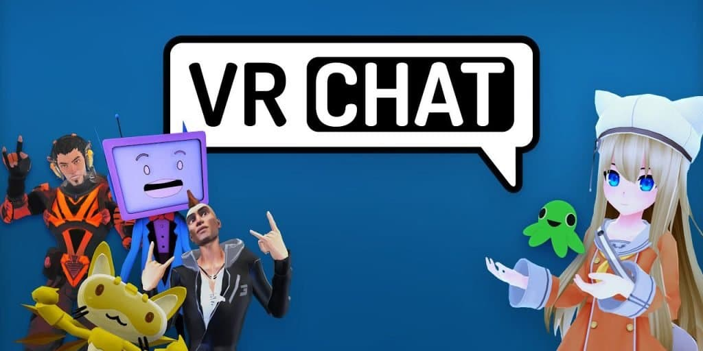 VRChat is one of the best community apps on the Oculus Quest. Photo credit: VRChat.