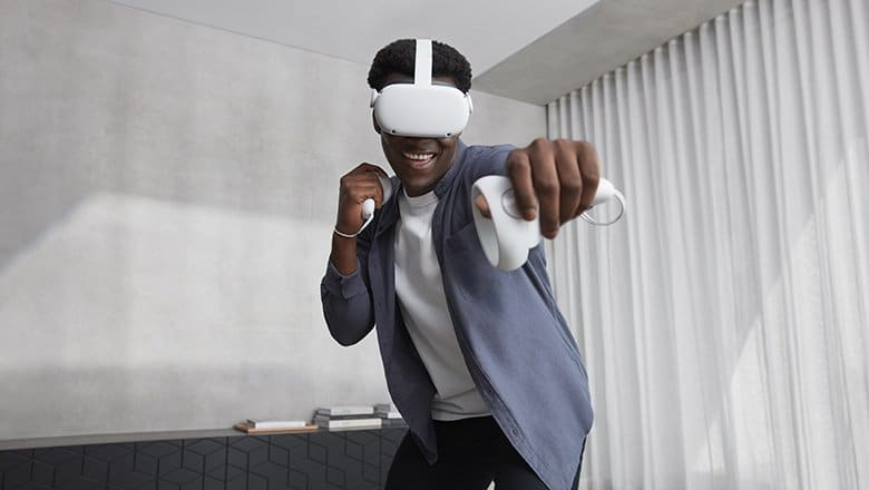 The Oculus Quest 2 will continue to sell well. Photo credit: Oculus.